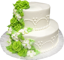 National Bakery Wedding Cakes