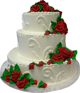 National Bakery & Deli | Wedding Cakes